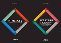 HTML & CSS, JavaScript & jQuery