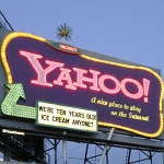 Yahoo! continua a crescere: utili per 16,4 milioni di dollari nel primo trimestre '99