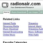 RadiOnair: tutte le radio online
