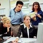 Le professioni medie sono le più presenti su Internet