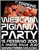 No webcam? No party!