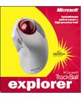 Microsoft propone la nuova Trackball Explorer