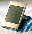 Pile sempre cariche per il PDA grazie all'energia solare