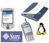 Linux e Java sposi per il mercato dei dispositivi portatili