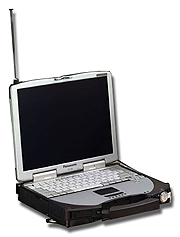 Panasonic Thoughbook28, il notebook da combattimento