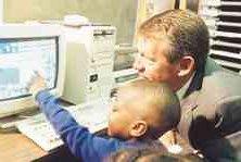 I ragazzi usano Internet con giudizio