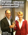 Non piace agli analisti finanziari la fusione tra HP e Compaq