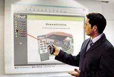 Laser wireless nel nuovo Trust Hand Track Laser