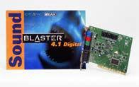 Creative rilascia la nuova Sound Blaster 4.1 Digital