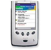 Pocket PC 2002 secondo HP