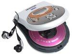 Lettori CD-MP3 portatili alla riscossa