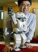 SDR: il robot umanoide di Sony cerca la sua strada