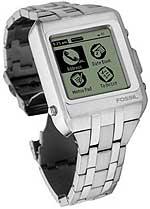 Fossil presenta un orologio con sistema operativo Palm
