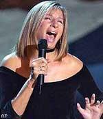 Barbra Streisand querela un fotografo web