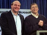 Ballmer come Tex Willer nella lotta ai virus