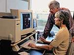 Gli anziani esclusi dalla rivoluzione tecnologica
