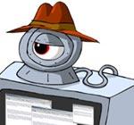Una pubblicità contro gli spyware invade i Pc