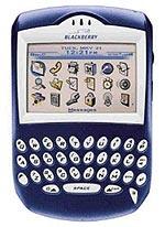 Presentato il nuovo BlackBerry 7230 di RIM