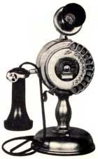 Un telefono dell'altro mondo