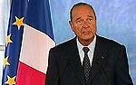 Chirac sfida Google