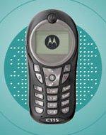 Motorola C115 arriva in India