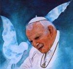Il Papa polacco è ricordato online