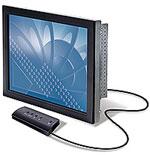 Presentato il nuovo monitor Lcd di 3M Touch System
