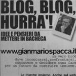 Blogburst infiamma la blogosfera