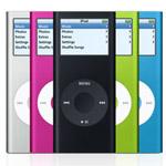 Apple iPod sempre più colorati e capienti