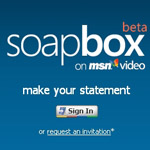 Microsoft Soapbox sfida Google Video e YouTube