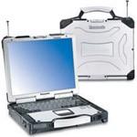Panasonic presenta il notebook resistente