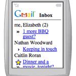 Gmail diventa anche mobile