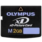 In arrivo le nuove schede xD-Picture Card da 2GB di casa Olympus