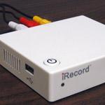 iRecord, per registrare audio/video su iPod