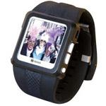MP4 Watch, un orologio multimediale