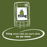 Fring, il VoIp sul cellulare