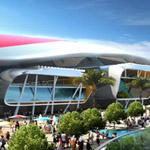 Svelati i progetti del Luna Park Ferrari
