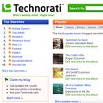 Migliorare la propria visibilità con Technorati