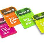 SanDisk e le memory-card da «sviluppare»