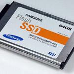Samsung propone un disco SSD da 64 GB