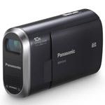 Panasonic SDR-S10, la telecamera da blogger