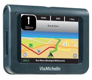 ViaMichelin rilancia con GPS minimal