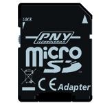 Arrivano le Micro SD da 2GB per cellulari