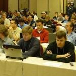 Discussioni, aperitivi e conferenze