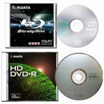 I riscrivibili Blu-ray e HD-DVD costeranno 10 dollari