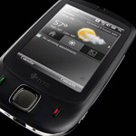 HTC Touch: uno smartphone Windows Mobile 6