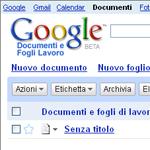 Google Docs, scrittura condivisa per tutti