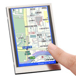 Sharp mette lo scanner nel display touch-screen