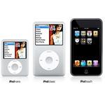 Apple rilancia con iPod Nano, Touch e Classic