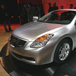 Nissan promette una vernice paramagnetica
